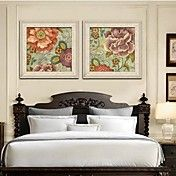 Carpet of Flowers Framed Canvas Print Set of ... – AUD $ 112.15