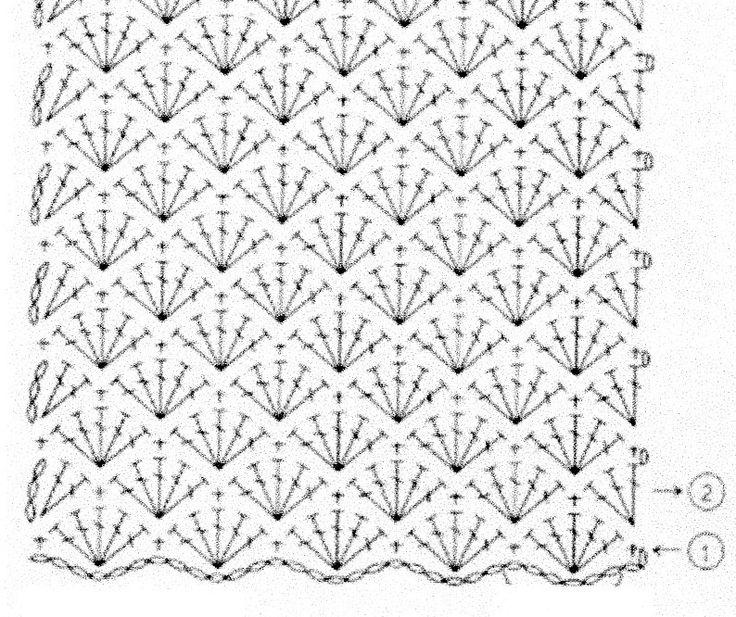 30 best croche images on Pinterest   Crochet dresses, Crochet ...