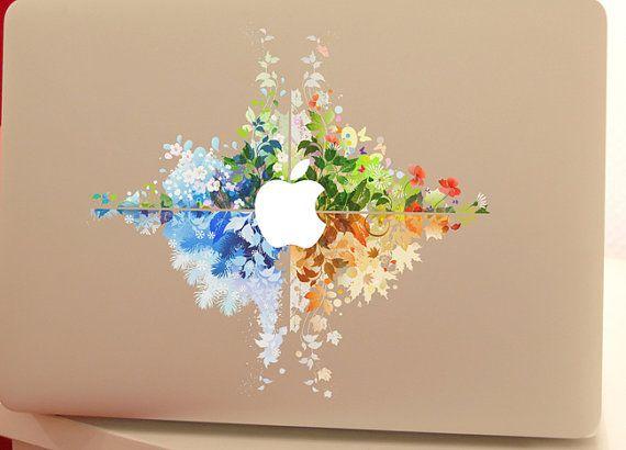 MacBook pro vinyle autocollant autocollant macbook par MixedDecal
