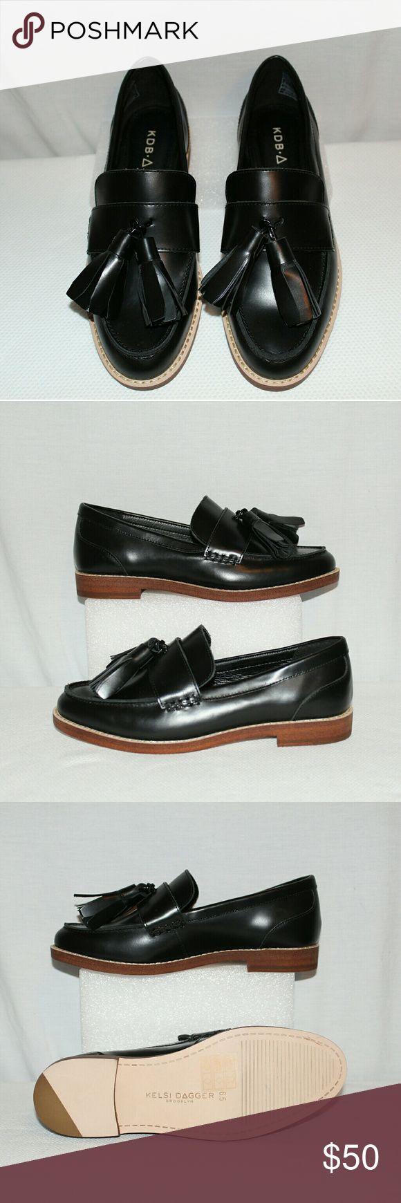 Kelsi Dagger Brooklyn Loafers. Kelsi Dagger Brooklyn Leather S Gwen Loafers, Brand new never worn,  clean upper leather,  clean soles, ready to wear. kelsi Dagger Brooklyn  Shoes Flats & Loafers