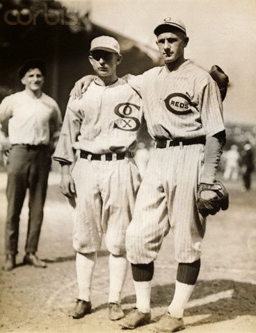 Hero lefty pitcher Dickey Kerr at 1919 World Series