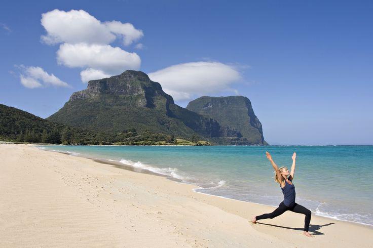 Yoga | Lord Howe Island x
