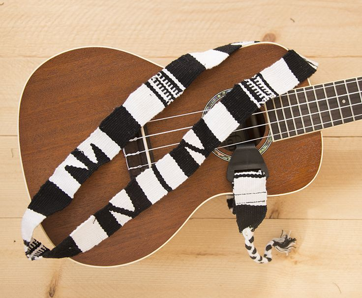 black air jordan retro 4 ukulele
