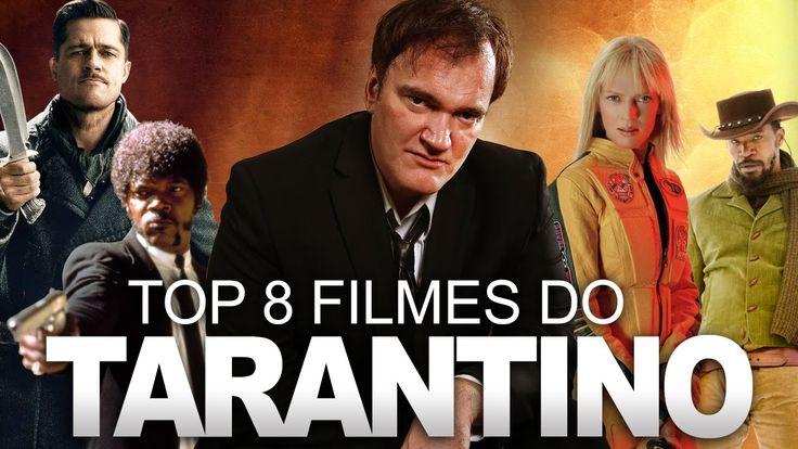 QUENTIN TARANTINO do pior ao melhor filme | Pipoca e Nanquim #214