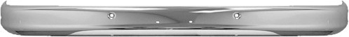 NEW!  1960-1966 Chevrolet & GMC Truck Front Bumper. These are available Painted or Chrome Plated. A Woodall Industries product.