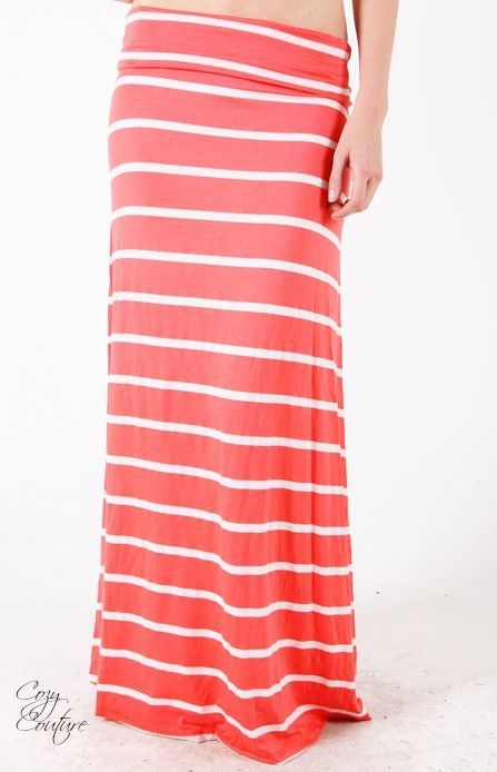 46 best images about Striped maxi skirt on Pinterest | Stripped ...