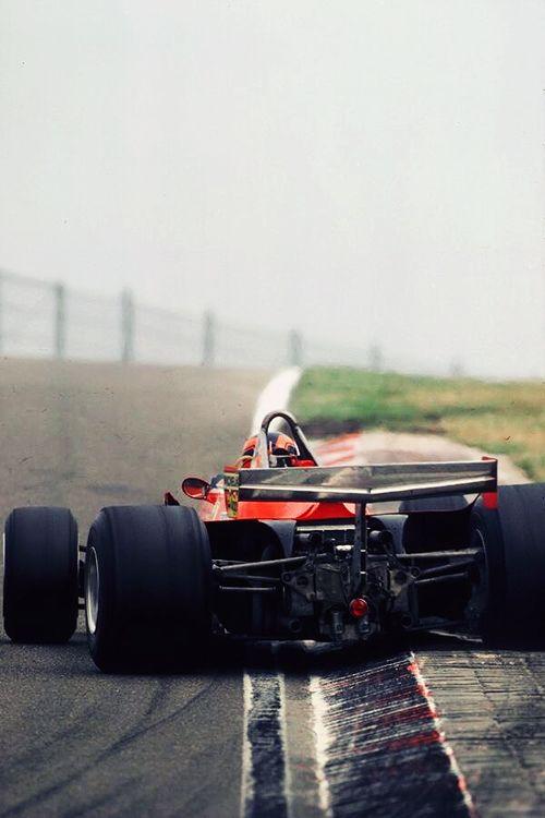 """ Gilles Villeneuve - Jarama 1979 """