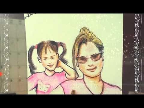 Çizim Günlüğü (One Drawing Daily ) - YouTube