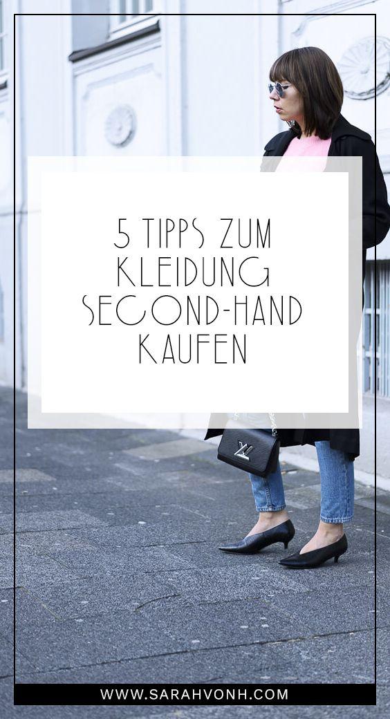 5 TIPPS ZUM KLEIDUNG SECOND-HAND KAUFEN Kleidung Second Hand zu kaufen schont zum einen den Geldbeutel und ist zum anderen auch noch nachhaltig. Ich gebe euch 5 Tipps, mit denen euer Second-Hand ein voller Erfolg wird.