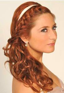 These are not your mother's wedding day hairstyles! If you are looking to steal the show, check out these bridal hairstyles now.