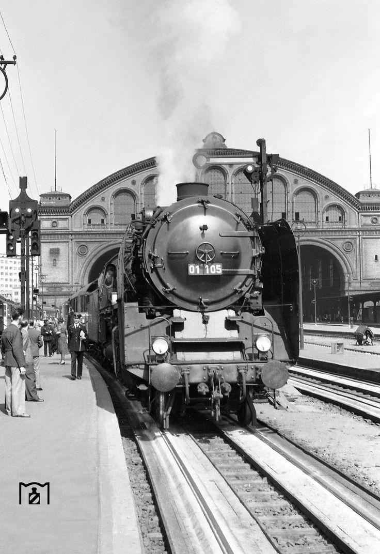 1939 D-Zug 40 nach Muenchen-Anhalter Bahnhof