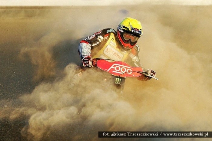 FIM Fogo European Speedway Grand Prix 2012 in Leszno | Additional Monster Energy team gallery at http://www.sportowefakty.pl/zuzel/zdjecia/galeria/709/integracja-zespolu-monster-energy