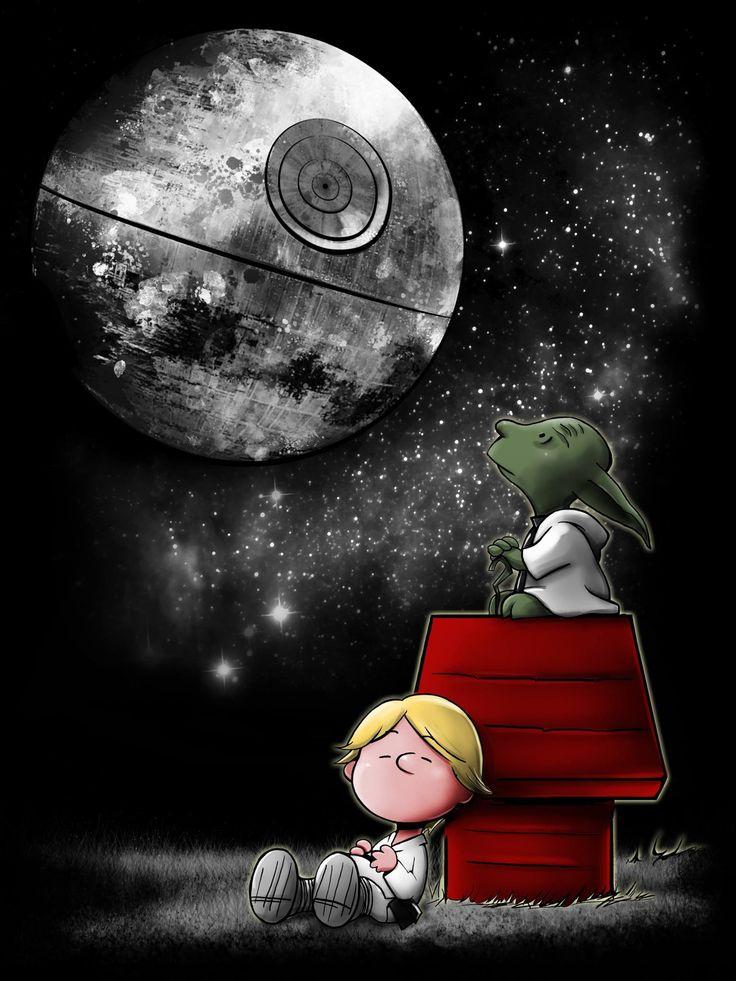 Star Wars meets Peanuts
