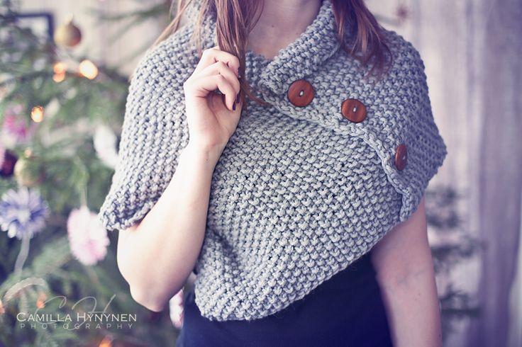 Vännen Ingela bad om en stickbeskrivning när hon såg på instagram att jag stickat en sjal till. Tja- varför inte. Så vassego- nu har jag pli...