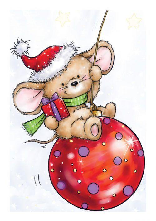 Днем, картинки веселые мышки зимой