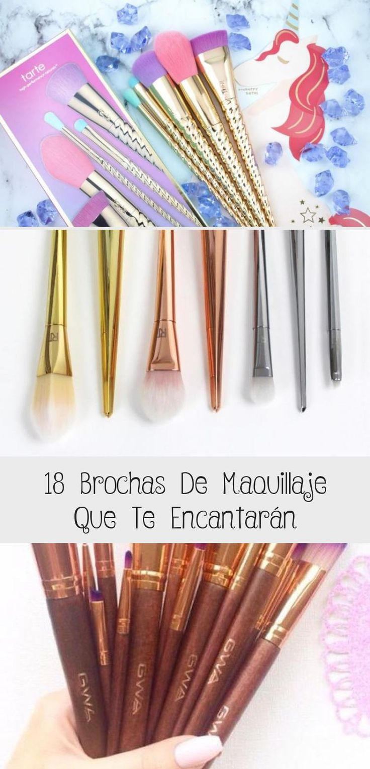 En Blog En Blog in 2020 Cruelty free makeup brushes