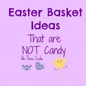 28 best natural easter ideas images on pinterest holiday crafts easter basket ideas non candy variety negle Choice Image
