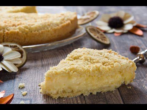 Sbriciolata alla crema pasticcera - Ricetta.it - YouTube