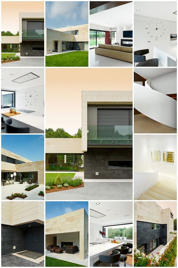 Promising Vicinities of the Casa Bilbaina in Spain     A private residence located in Urbanizacion La Bilbaina in Bilbao Spain is our featured house for today. According to the designer, their client requested a contemporary type of house. What makes this different among the others simply as...