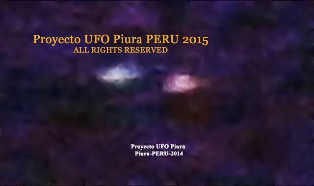 UFO IN PERU Proyecto UFO Piura Ultimos Avistamientos OVNI 2016