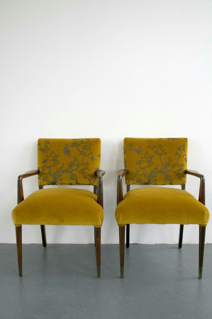 Birdbranch Chairs, Timorous Beasties
