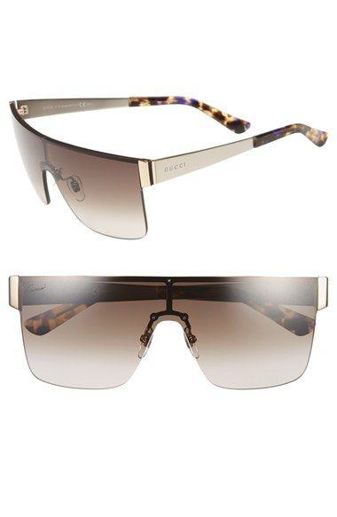 Bvlgari Swarovski Crystal Shield Sunglasses | United Nations System ...