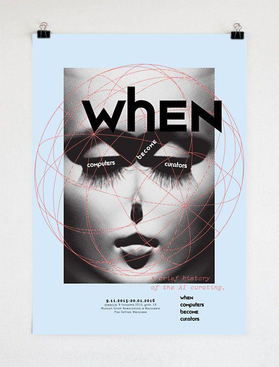 Studio FONTARTE, Posters for MoMA (Warsaw)