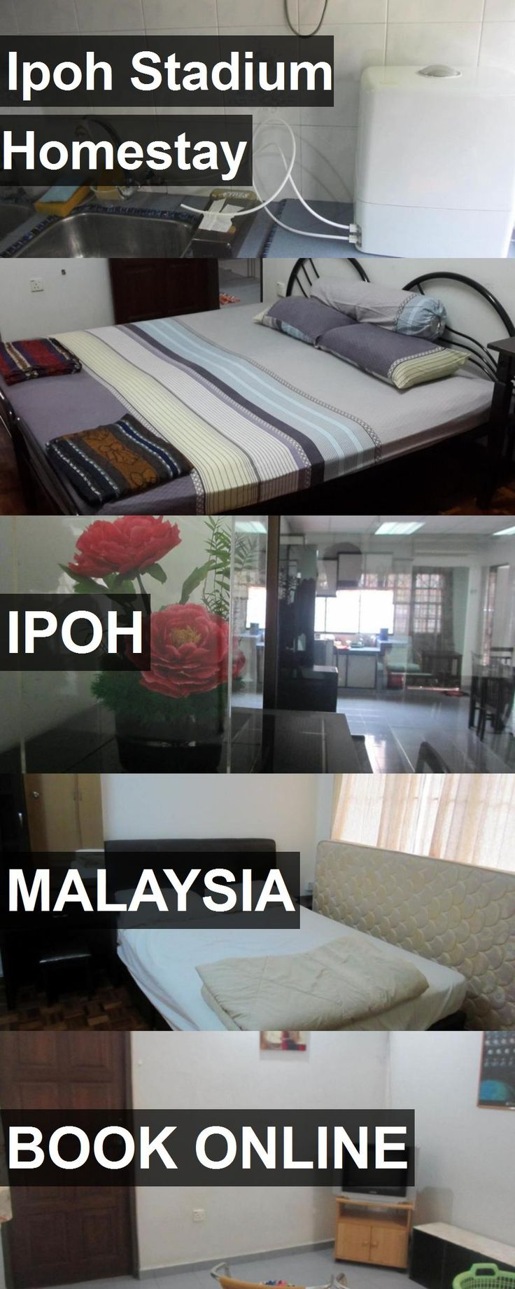Hotel Ipoh Stadium Homestay in Ipoh, Malaysia. For more information, photos, reviews and best prices please follow the link. #Malaysia #Ipoh #travel #vacation #hotel