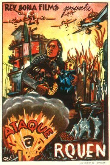 "Ataque a Rouen (1944) ""Marie-Louise"" de  Leopold Lindtberg - tt0037899"
