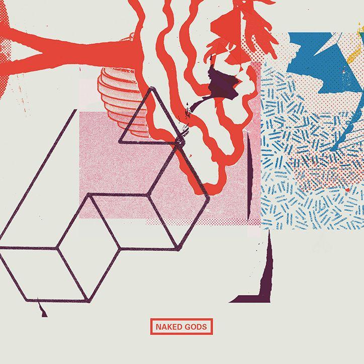 """Great graphic design from """"hippie town""""-dwelling creative Derek Wycoff."""