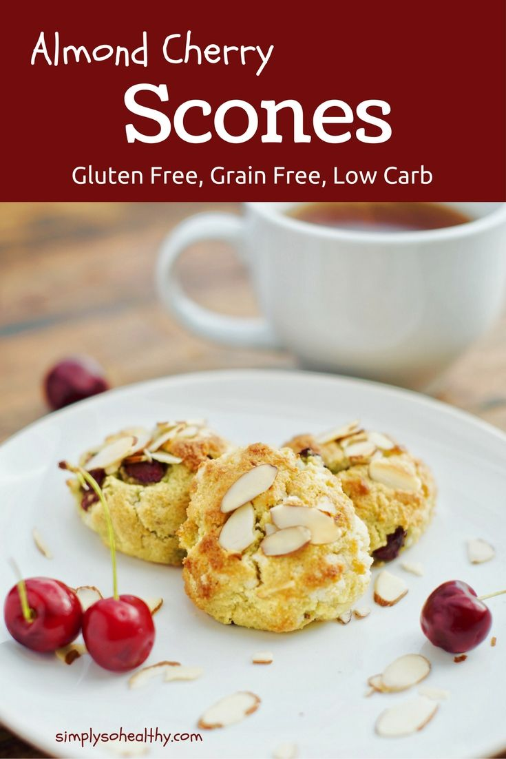 ... about SCONES (Paleo) on Pinterest | Scones, Blueberry scones and Paleo
