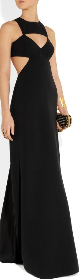 gown by Michael Kors