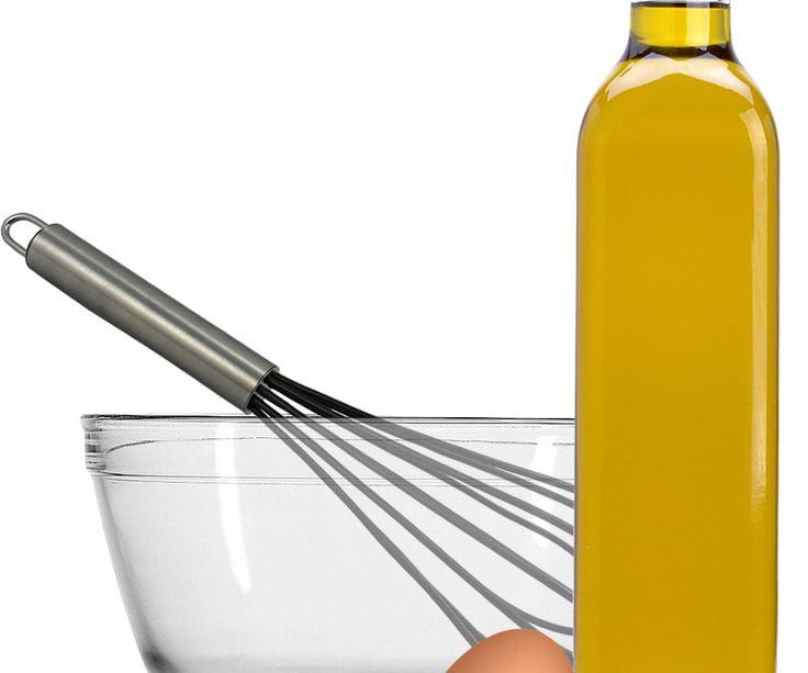 Homemade Mayonnaise Hair Treatment