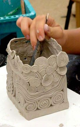 Clay! art-lessons