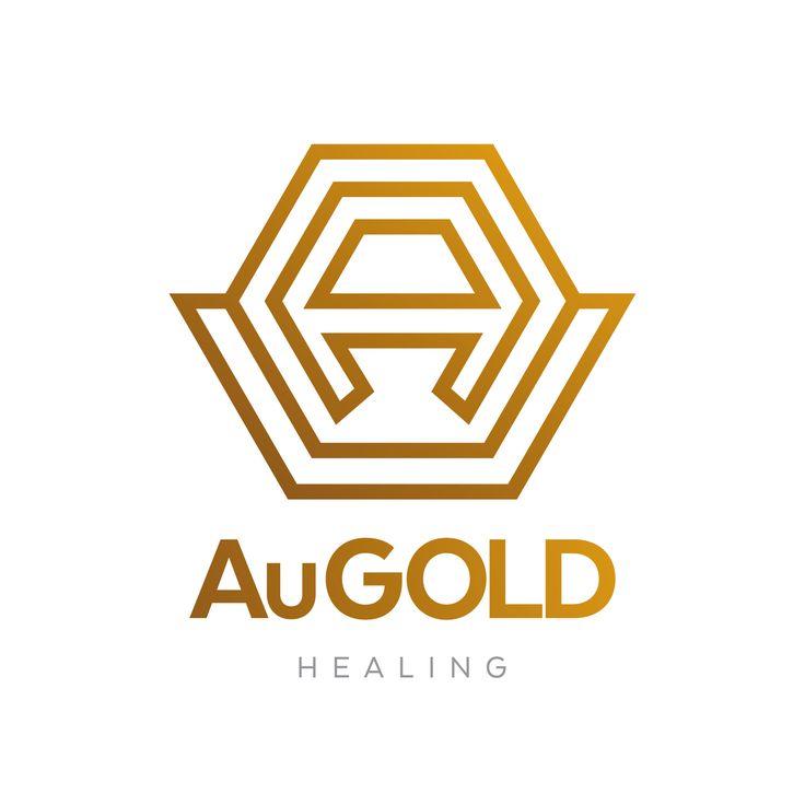AuGold equestrian care and maintenance logo design - by James Kontargyris