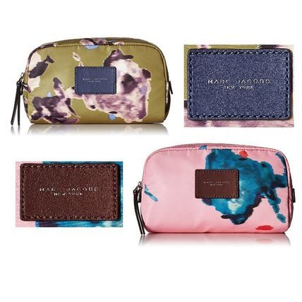 MARC JACOBS ポーチ 【大人気】Marc by Marc Jacobs☆B.Y.O.T. ☆コスメポーチ!