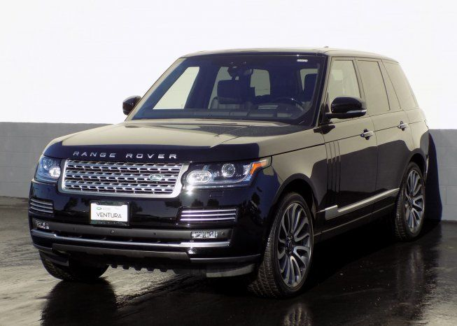 2017 Land Rover Range Rover Autobiography Range Rover Autotrader Land Rover