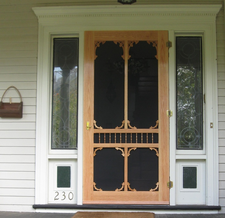 Victorian Screen U0026 Storm Door | Primrose Model | Www.