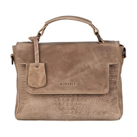 Super leuke Citybag van Burkely, verkrijgbaar in beige, cognac, groen en zwart. #burkely #citybag #smallbag #smallhandbag #handbag #handtas #handtasje #tasje #kleintasje