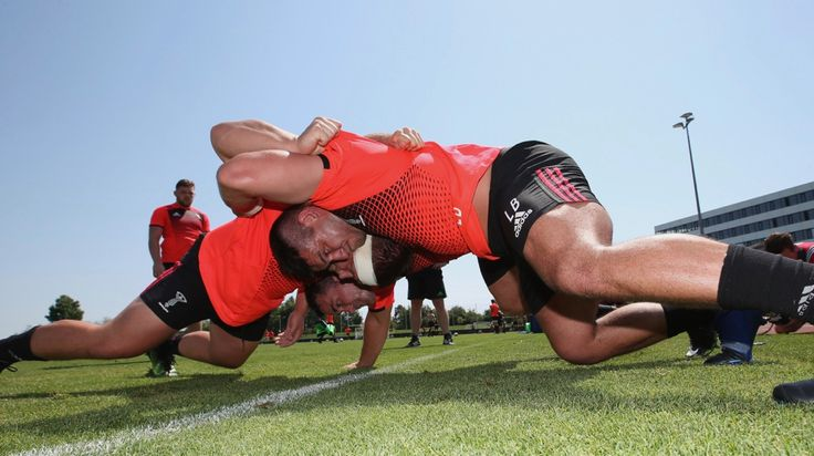 Get Rugby Fit With This Full-Body Workout