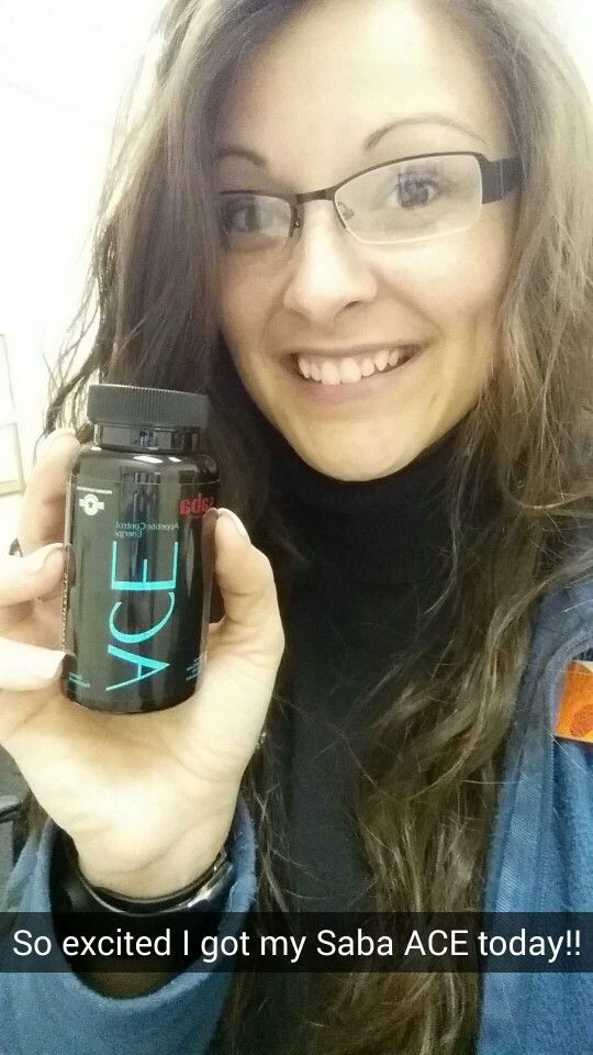 Love my Saba ACE!!! Appetite control and energy for only $1 per capsule!!! --->> sabaforlife.com/acebybrittanyg