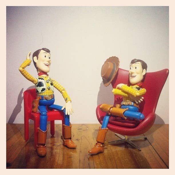 Is Woody Bi