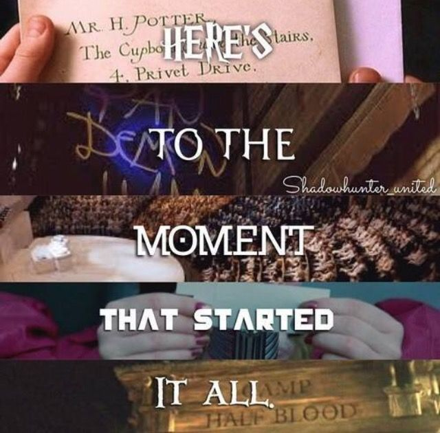 THG, divergent, HP. Love how the words are like how they are writhen in the books