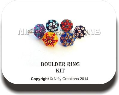 Boulder Ring Kit Everything you need to make one of these unique rings. $25.00