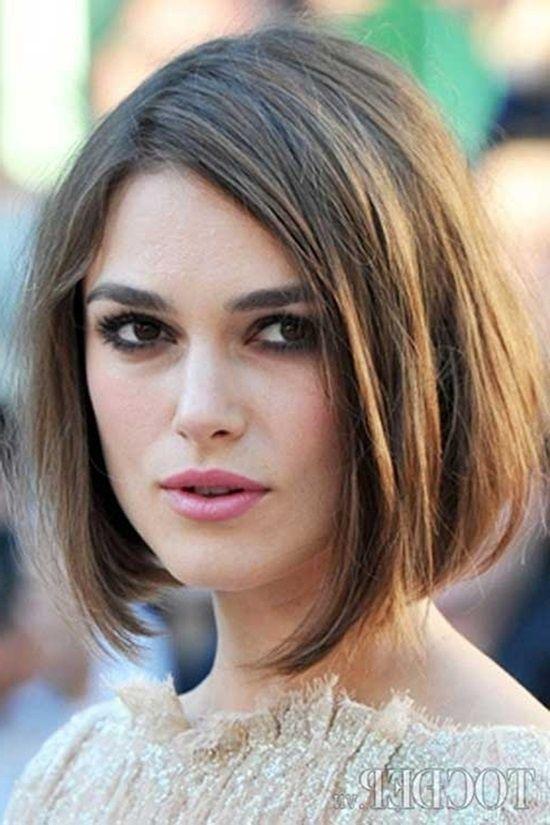 Frauen Frisuren Ovales Gesicht Frisuren Pinterest