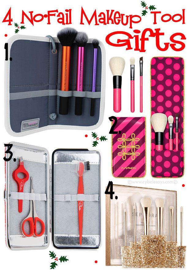 4-No-Fail-Makeup-Tool-Gifts #beauty