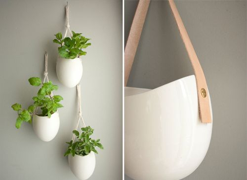 Indoor Herb Pots From Ufashioned Byu On Etsy.