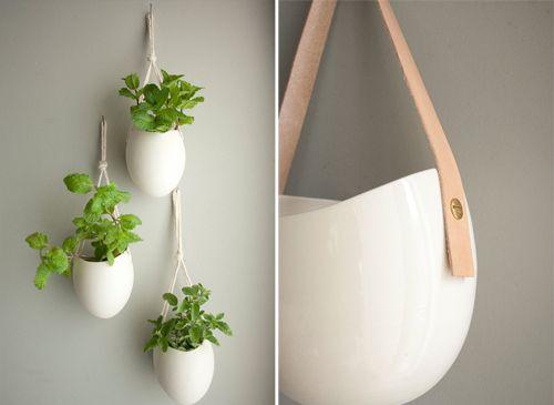 Pots For An Indoor Herb Garden