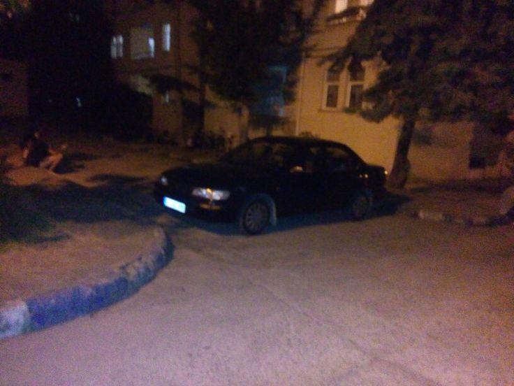 Park etmekte 1 numarayım