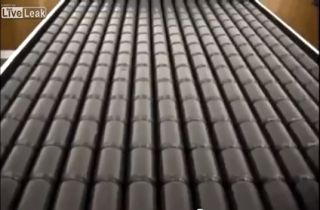 17 best images about diy heating on pinterest diy solar panels solar heating panels and solar - How to make a solar panel out of soda cans ...